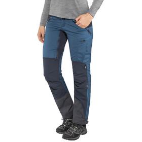 Lundhags Makke - Pantalones de Trekking Mujer - regular azul